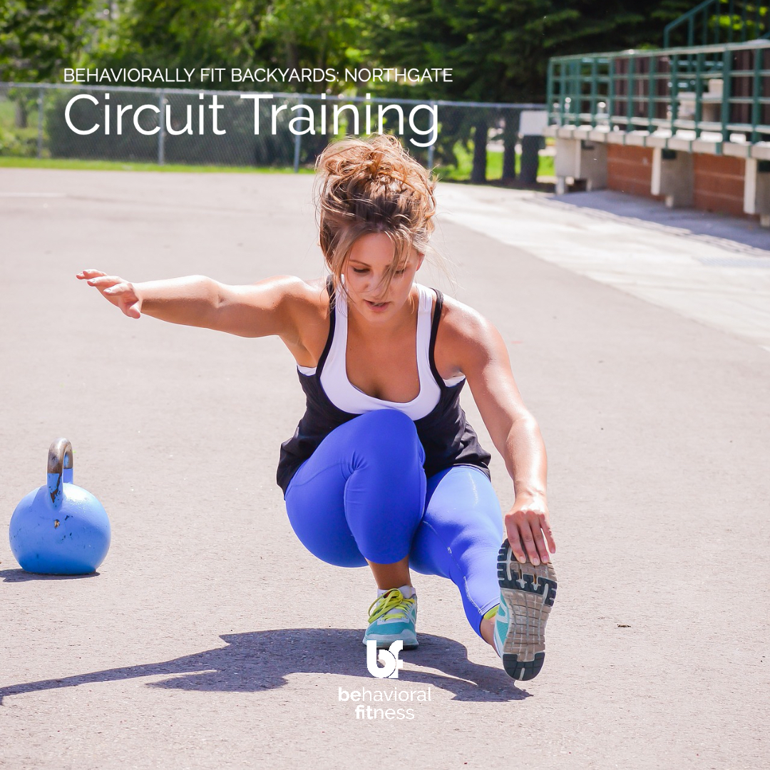 Circuit Training - Behaviorally Fit Backyards: Northgate